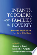 Infants  Toddlers  and Families in Poverty
