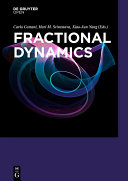 Fractional Dynamics