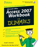 Access 2007 Workbook For Dummies