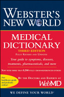 Webster s New World Medical Dictionary