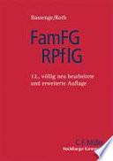 Gesetz über das Verfahren in Familiensachen und in den Angelegenheiten der freiwilligen Gerichtsbarkeit, Rechtspflegergesetz