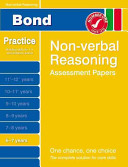 Bond Non Verbal Reasoning Assessment Papers 6 7 Years