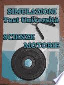 Simulazioni Test Universit   Scienze Motorie