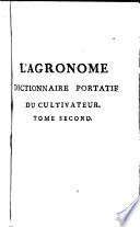 L'agronome