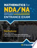 Mathematics For Nda Na Entrance Exam