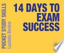 14 Days to Exam Success