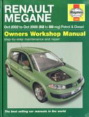 Renault M Gane Petrol And Diesel Service And Repair Manual