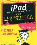 iPad Pour les Nulles  2e