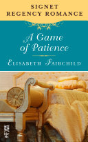 download ebook a game of patience pdf epub