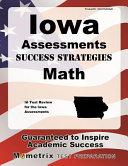 Iowa Assessments Success Strategies Math