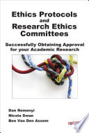 Epub Ethics Protocols And Research Ethics Committees