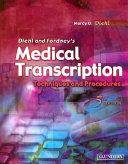 Diehl and Fordney's Medical Transcription