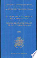 Inter American Yearbook on Human Rights