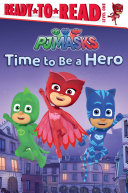 cover img of Time to Be a Hero