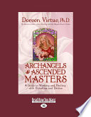Archangels and Ascended Masters  Large Print 16pt