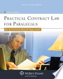 Practical Contract Law for Paralegals