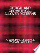 illustration du livre Optical and Geometrical Allover Patterns