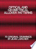 illustration du livre Optical and Geometrical Allover Patterns