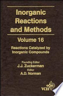 Inorganic Reactions and Methods, Reactions Catalyzed by Inorganic Compounds