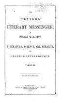 download ebook the western literary messenger pdf epub