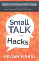Small Talk Hacks Book Cover