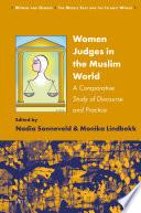 Book Women Judges in the Muslim World