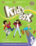 Kid s Box Level 5 Student s Book American English