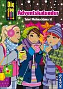 Adventskalender Tatort Weihnachtsmarkt