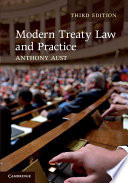 Top Modern Treaty Law and Practice