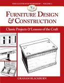 Furniture Design   Construction