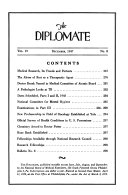 The Diplomate