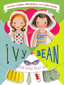 Ivy and Bean Paper Doll Play Set