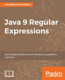 Java 9 Regular Expressions