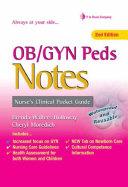 OB GYN Peds