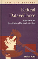 Federal Dataveillance