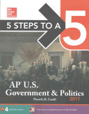5 Steps to a 5  AP U S  Government   Politics 2017