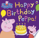Peppa Pig  Happy Birthday Peppa