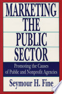 Marketing the Public Sector