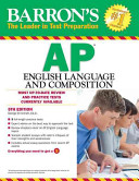 Barron s AP English Language and Composition  5th Edition