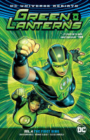 Green Lanterns 4   Rebirth