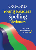 Oxford Young Reader's Spelling Dictionary