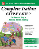 Complete Italian Step-by-Step Book