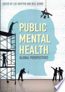 Public Mental Health  Global Perspectives