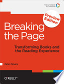 Breaking the Page  Preview Edition