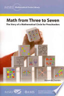 Math From Three To Seven