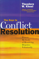 The Keys to Conflict Resolution