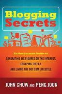 Blogging Secrets