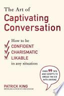 The Art of Captivating Conversation Book PDF