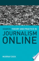 Search  Theory and Practice in Journalism Online