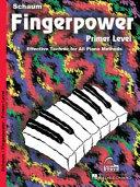 Fingerpower: Primer